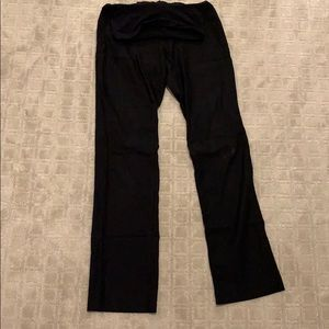 A Pea In The Pod bootcut work pant